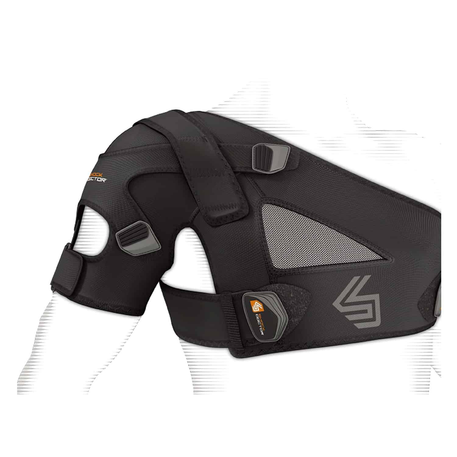 ac joint pad for football. shock doctor 842 shoulder brace ac joint pad for football