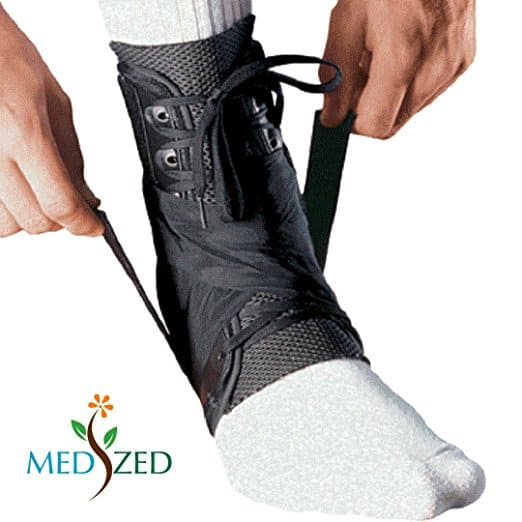 Medized Lace-up Ankle Stabilizer