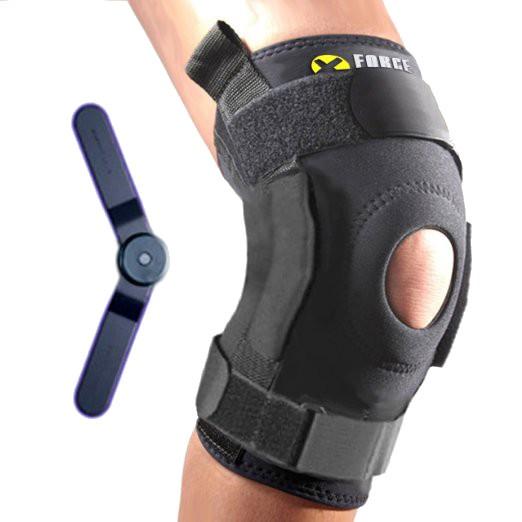 Amazon.com: Adjustable Knee Brace Support - Plus Size Knee