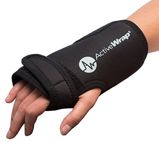 Heat and Cold Therapy Wrist Brace