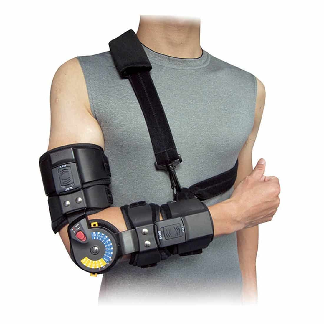 Orthomen ROM Hinged Elbow Brace