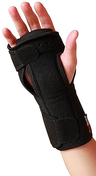 Aidbrace night wrist splint