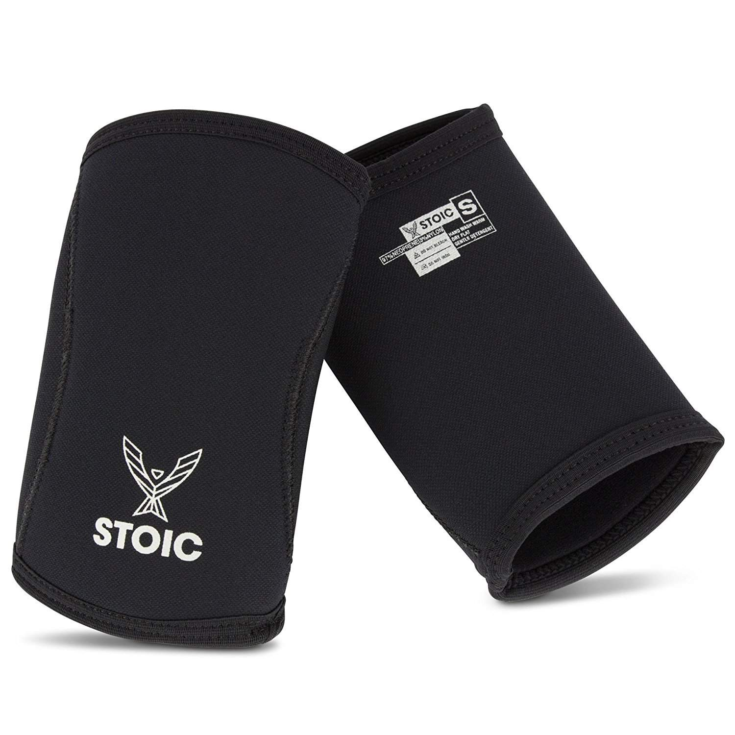 Stoic Elbow Sleeves for Powerlifting and Weightlifting