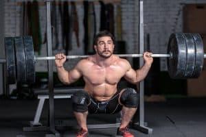 Mava Sport Wrap for Squats