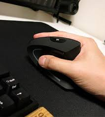 vertical mouse for mouse elbow